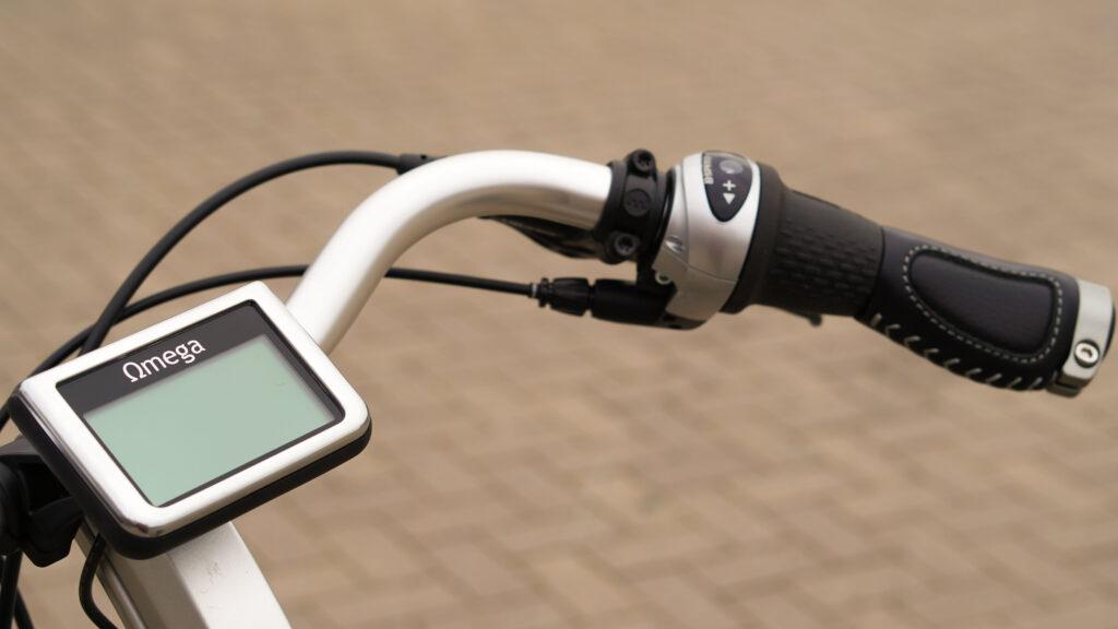 Elektrische fiets kopen tips display