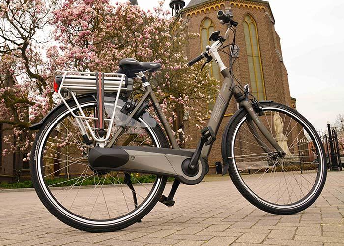 e-bike seizoen RIH